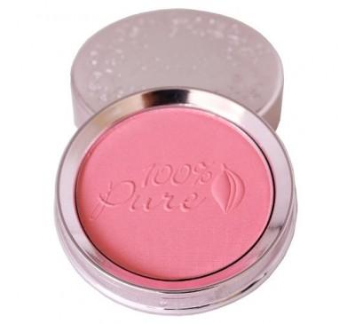 Fard de obraz cu pigmenţi din fructe – Cherry (roz-cireaşă)