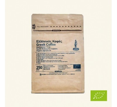 CAFEA GRECEASCA ECO, 250g
