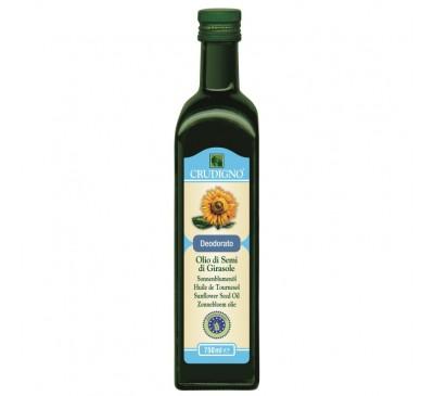 BIO Ulei de Floarea Soarelui Dezodorizat 0.75 L