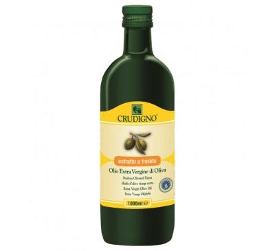 BIO-Ulei de Masline extra virgin extras la rece 100 % Mediteranian 1.00 L