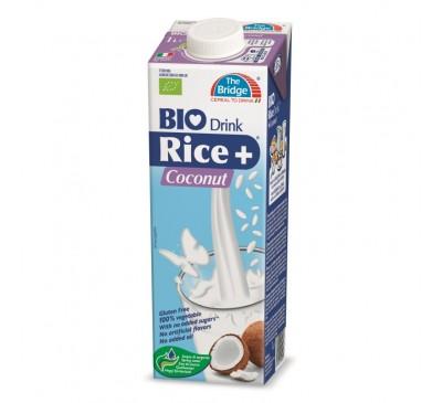 BIO Lapte de Orez cu Cocos 1L