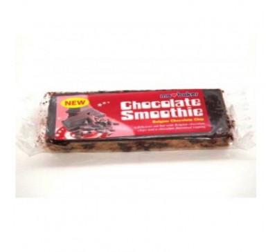 MA BAKER Baton din ovaz cu ciocolata belgiana - chips 100g