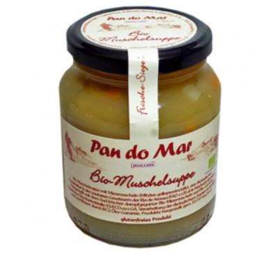 Pan do Mar Supa de midii  350 ml