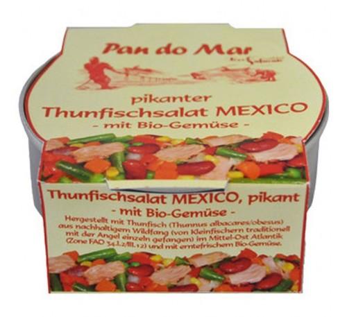 """Pan do Mar Salata de ton """"Mexic"""", picanta cu legume  250g"""