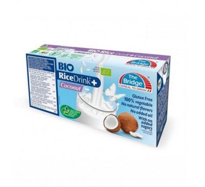 BIO Lapte din Orez cu Cocos 3x200ml