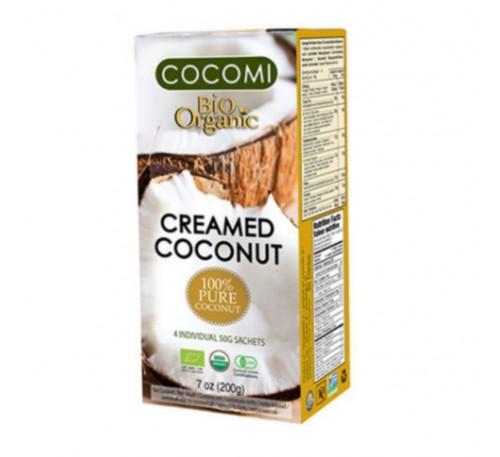 CREMA DE COCOS 200g = (4x50g)