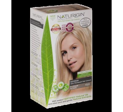 Vopsea NATURIGIN 10.0 Blond platinat