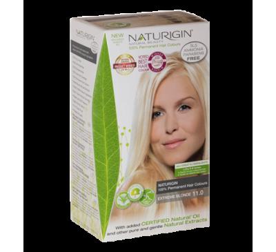 Vopsea NATURIGIN 11.0 Blond extrem