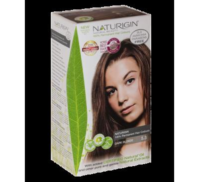 Vopsea NATURIGIN 5.3 Blond inchis