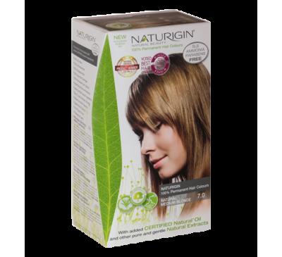 Vopsea NATURIGIN 7.0 Blond mediu natural