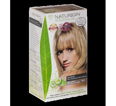 Vopsea NATURIGIN 9.0 Blond natural foarte deschis