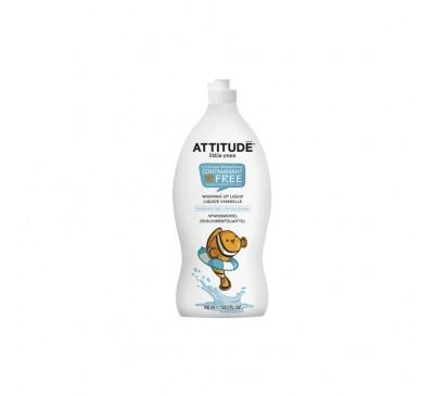 Lichid de spălat vase și biberoane, fără miros, 700 ml