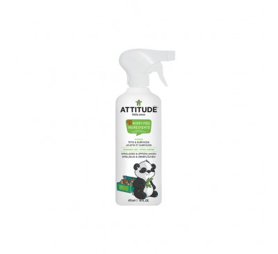 Soluție pentru curățat jucării și suprafețe, fără miros, 475 ml