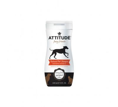 Sampon natural pentru animalul tau de casa – blana moale-orz 240 ml