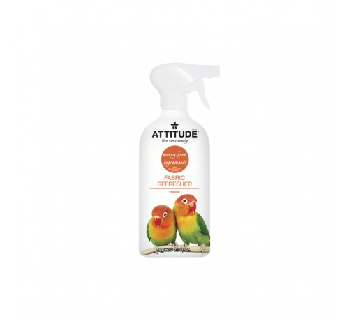 Soluție pentru eliminarea mirosurilor și reîmprospătarea țesăturilor, passion, 800 ml