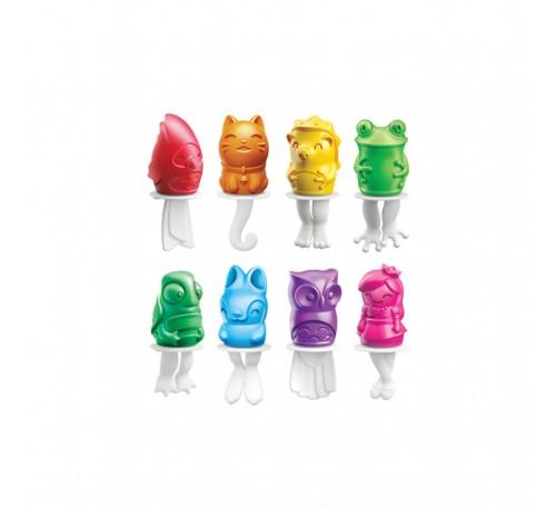 Matrițe Înghețată – 8 diferite figurine