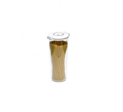 Recipient rotund pentru păstrare în vid, 2.5 litri