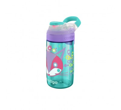 Sticlă de apă pentru copii Contigo Gizmo Sip, Fără BPA, Capacitate 420ml