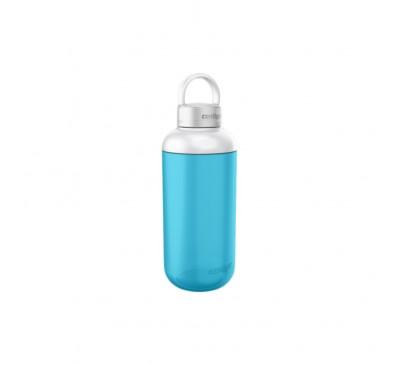 Sticlă de apă Contigo Tranquil, Manșon din cauciuc, Capacitate 590ml