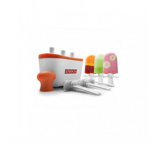 Dispozitiv pentru Preparare Înghețată Instant – cu 3 incinte