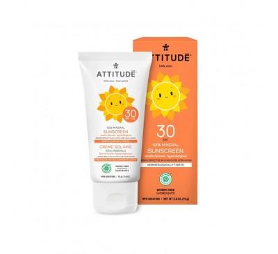 Lotiune protectie solara, , aroma vanilie, SPF 30 75 g
