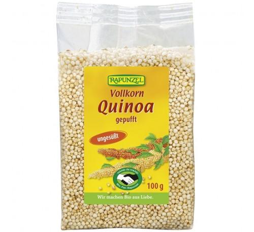 Quinoa integrala expandata