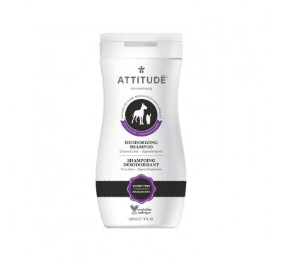 Sampon natural pentru animalul tau de casa, dezodorizant 240 ml