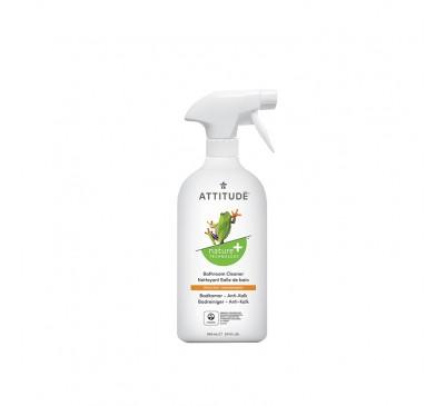 Soluție de curățat depunerile de calcar din baie, coajă de citrice, 800 ml