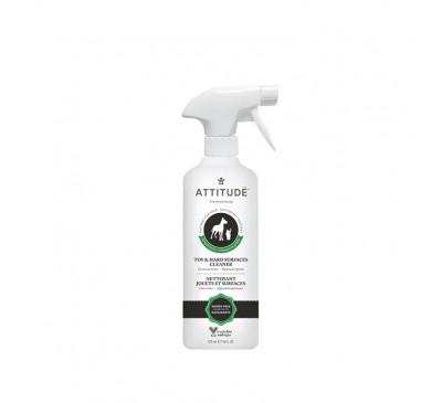 Solutie 100% naturala pentru curatarea jucariilor animalului tau de casa 475 ml
