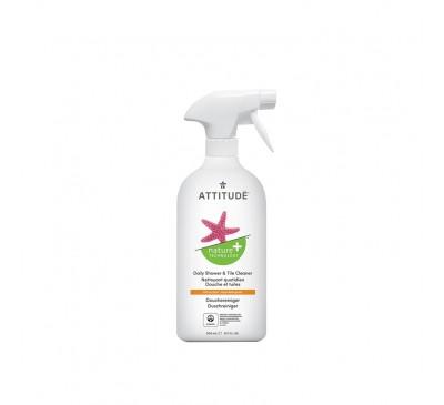 Soluție pentru curățarea zonei dușului, coajă de citrice, 800 ml