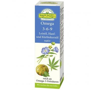 Ulei Oxyguard Omega 3-6-9 virgin