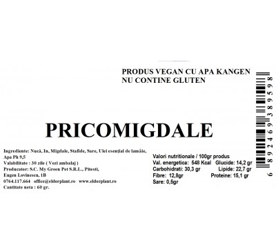 Pricomigdale
